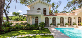 GVR228: Luxury Villa in Assagaon with Private Pool: 4BR